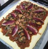 Pizza à la Sauce Souleillèse